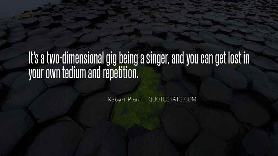 Quotes About Repetition #169973