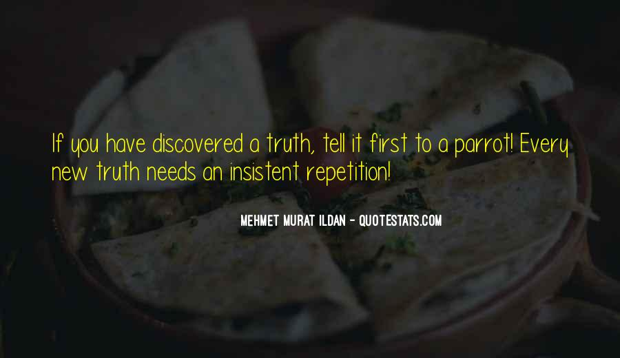 Quotes About Repetition #18530