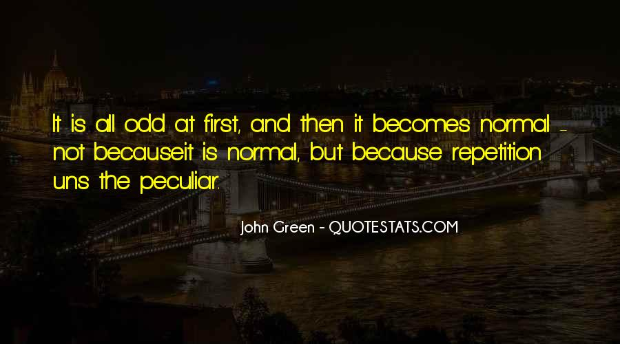 Quotes About Repetition #323622