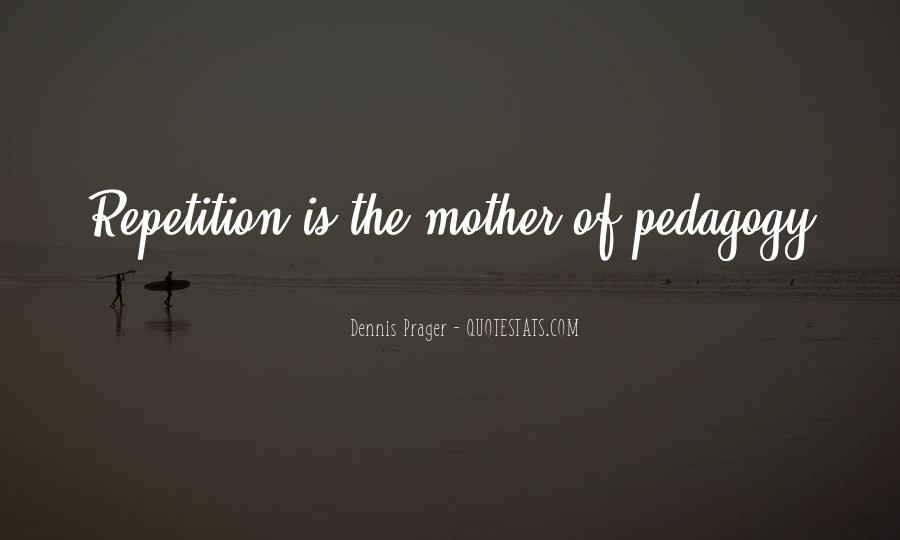 Quotes About Repetition #323859
