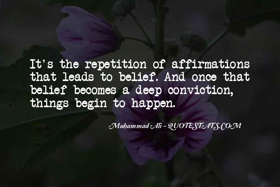 Quotes About Repetition #360171