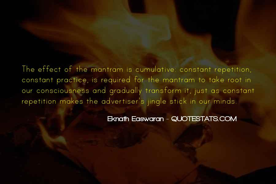 Quotes About Repetition #4616