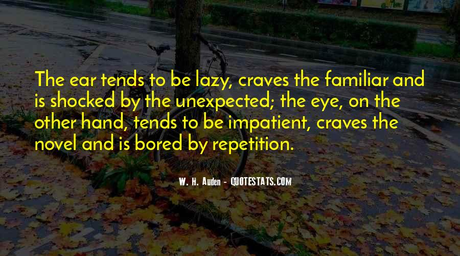 Quotes About Repetition #54364