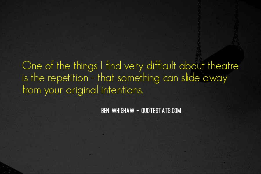 Quotes About Repetition #54458