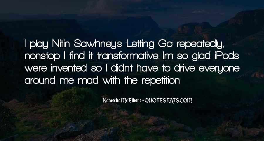 Quotes About Repetition #67241