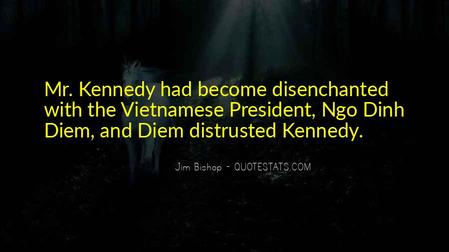 Distrusted Quotes #1008143