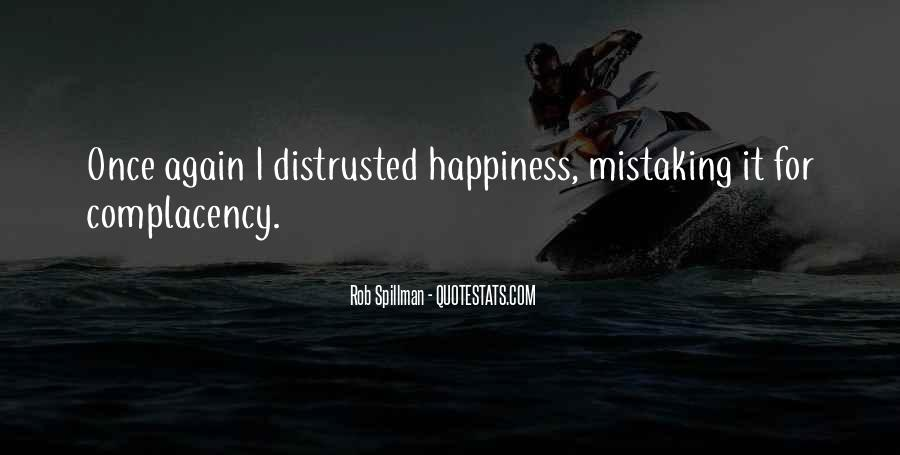 Distrusted Quotes #1577338