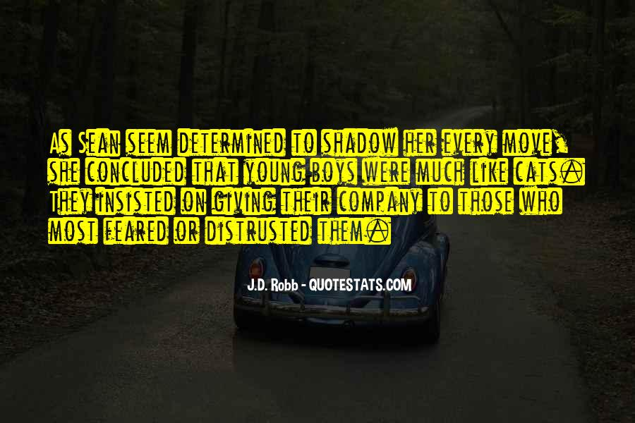 Distrusted Quotes #20771