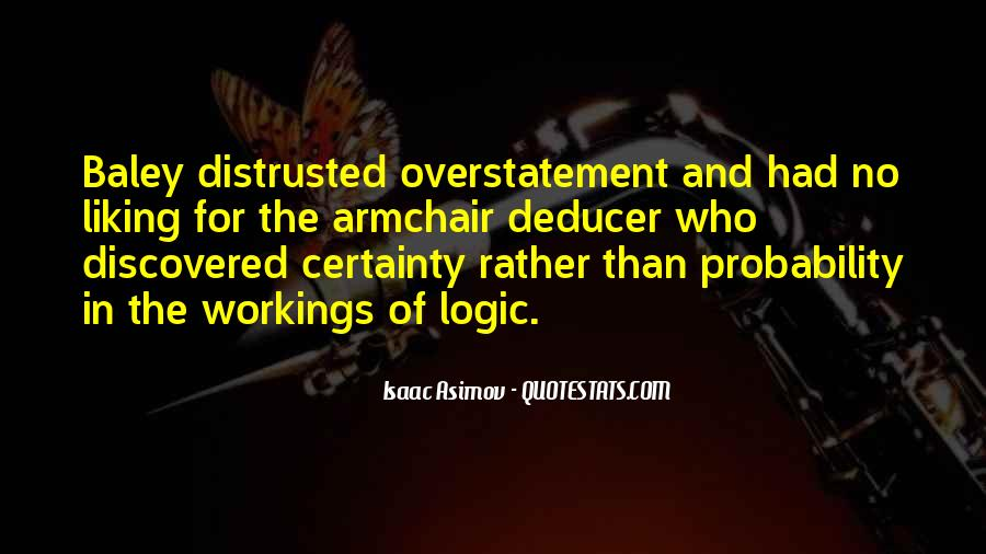 Distrusted Quotes #275147
