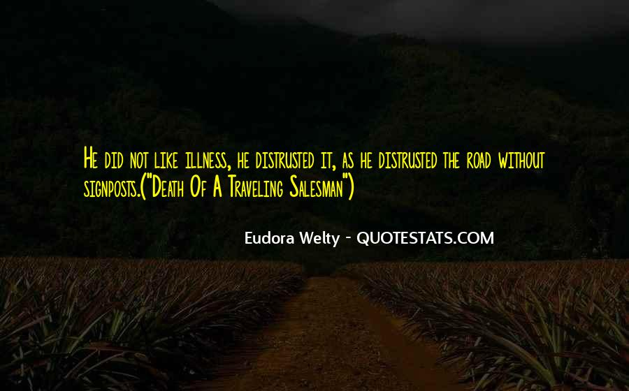 Distrusted Quotes #771651