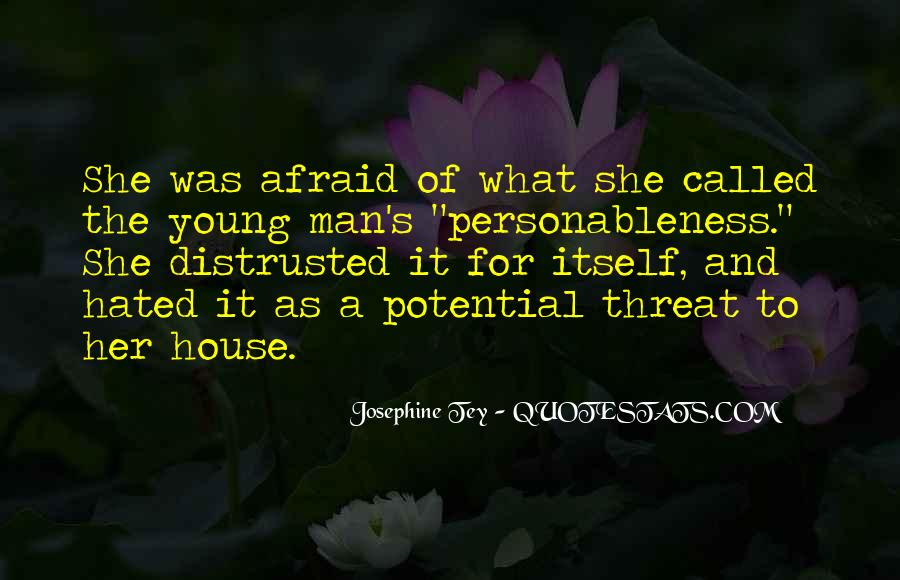 Distrusted Quotes #850925