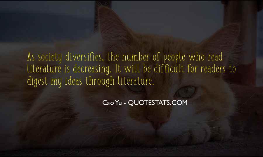 Diversifies Quotes #688897