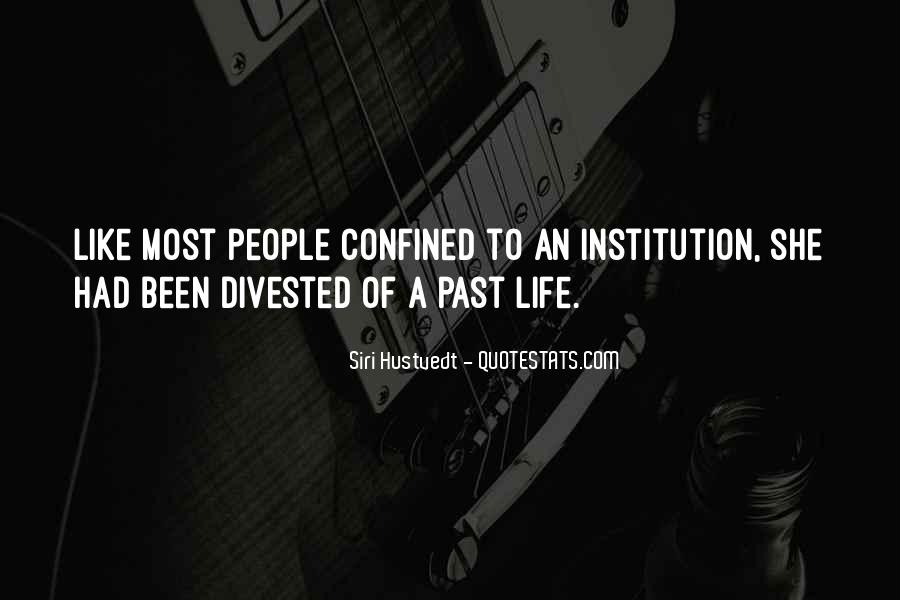 Divested Quotes #955873
