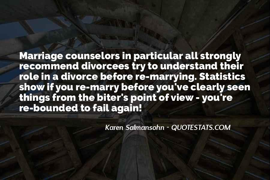 Divorcees Quotes #1743192