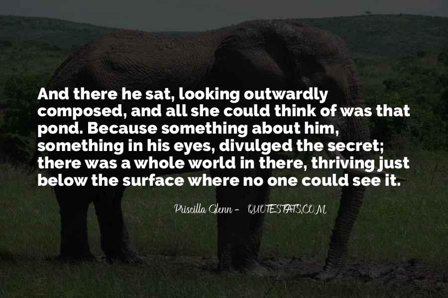 Divulged Quotes #709189