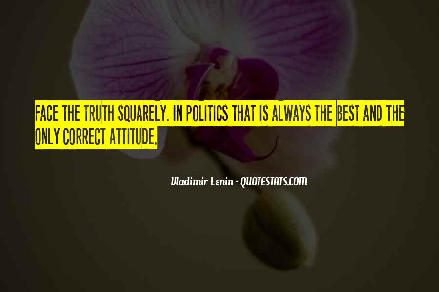 Quotes About Face The Truth #239837