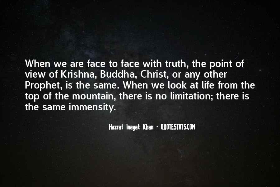 Quotes About Face The Truth #34720