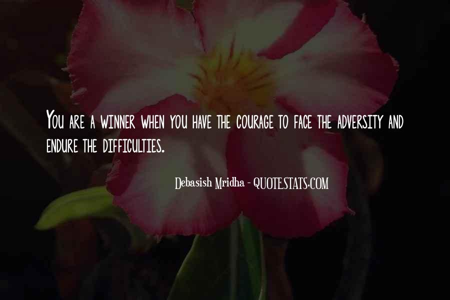 Quotes About Face The Truth #485866