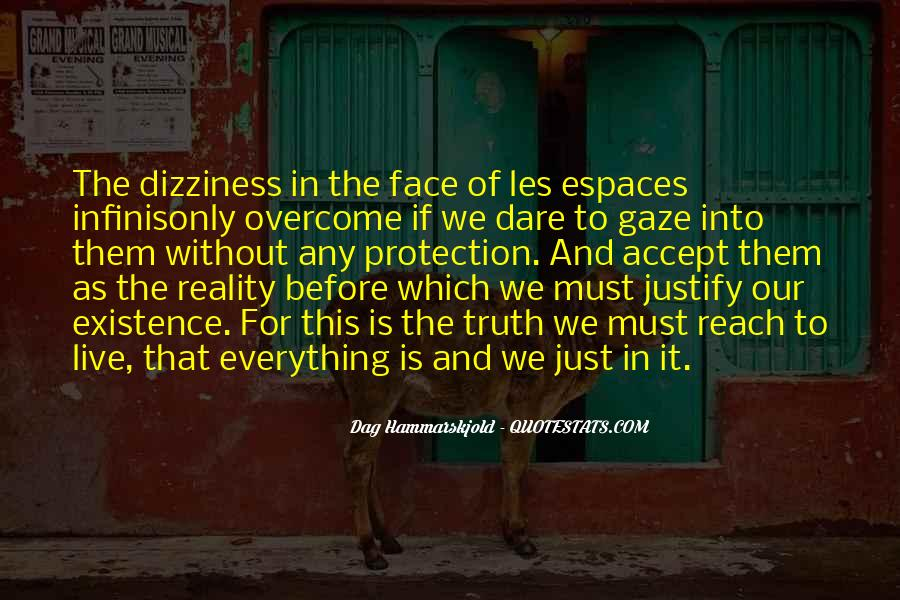 Quotes About Face The Truth #55211
