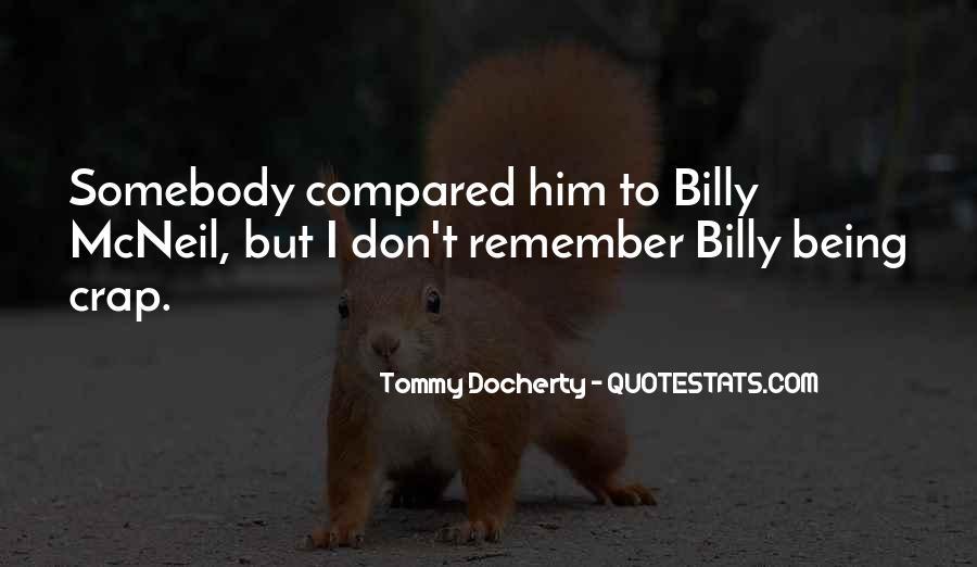 Docherty Quotes #276511