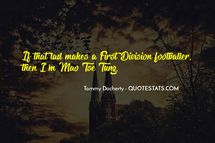 Docherty Quotes #291694