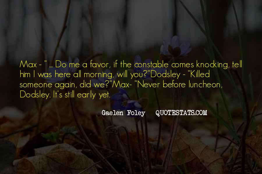 Dodsley Quotes #579354
