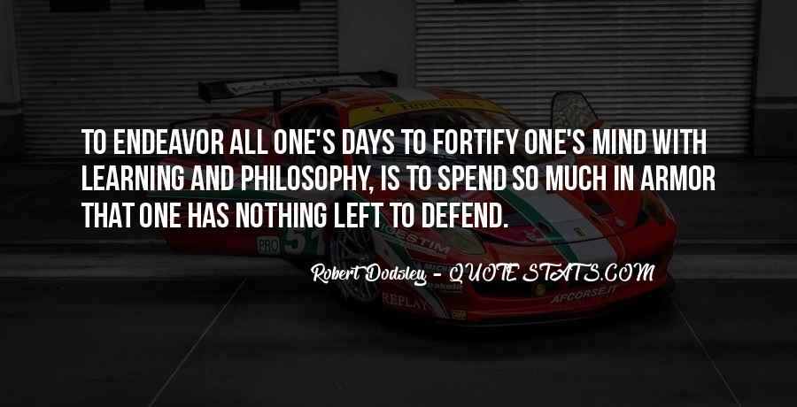 Dodsley Quotes #748637