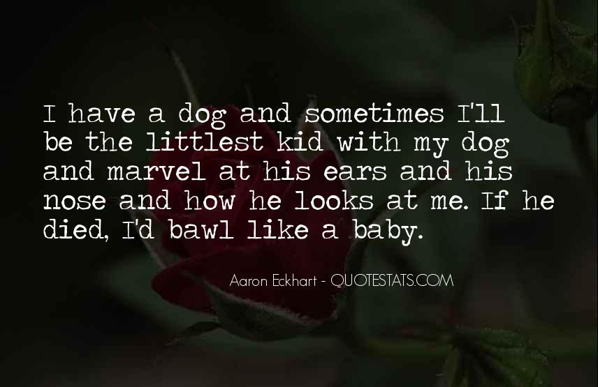 Dog'd Quotes #212055