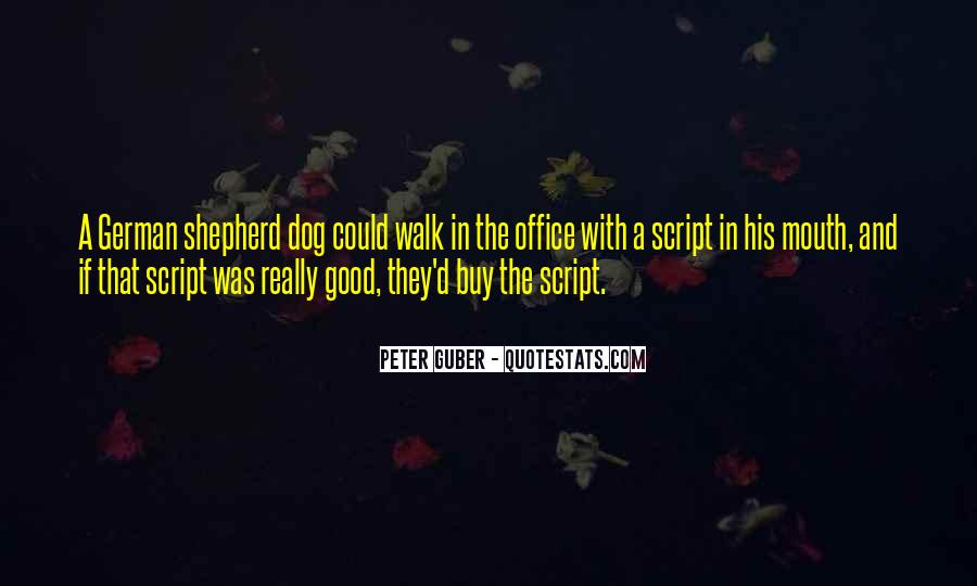 Dog'd Quotes #272656
