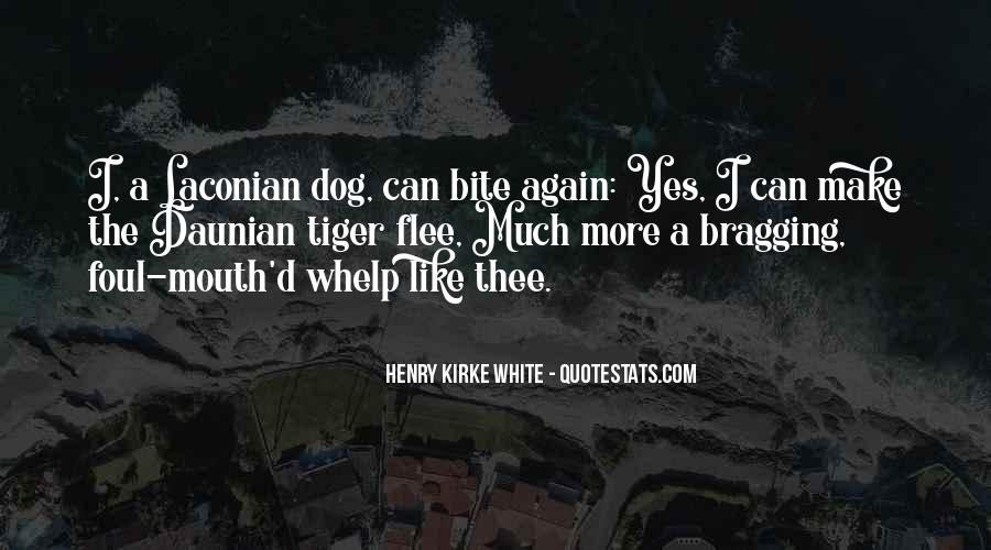Dog'd Quotes #324917