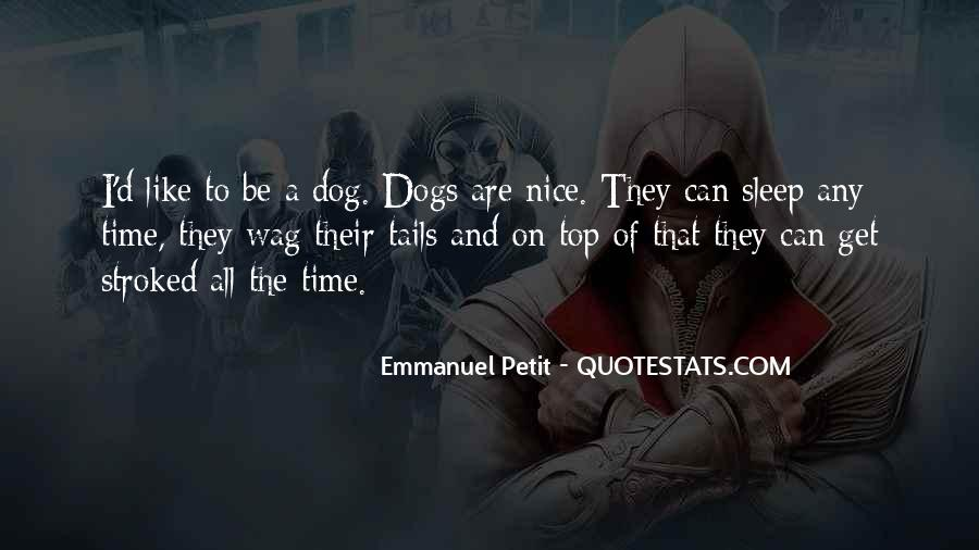 Dog'd Quotes #374955