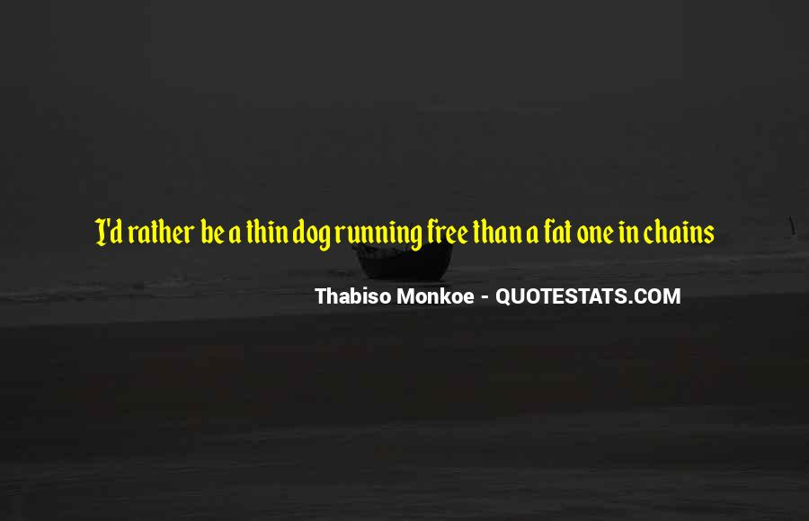 Dog'd Quotes #377498