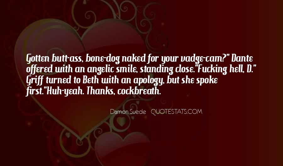 Dog'd Quotes #457491