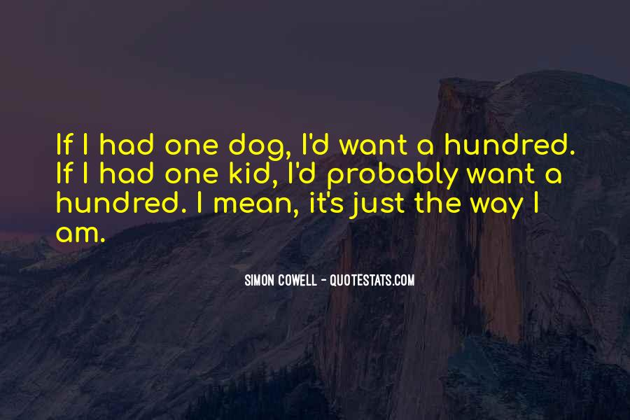 Dog'd Quotes #482390