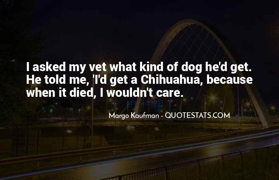 Dog'd Quotes #586895