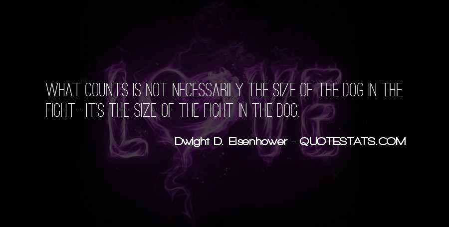 Dog'd Quotes #605377