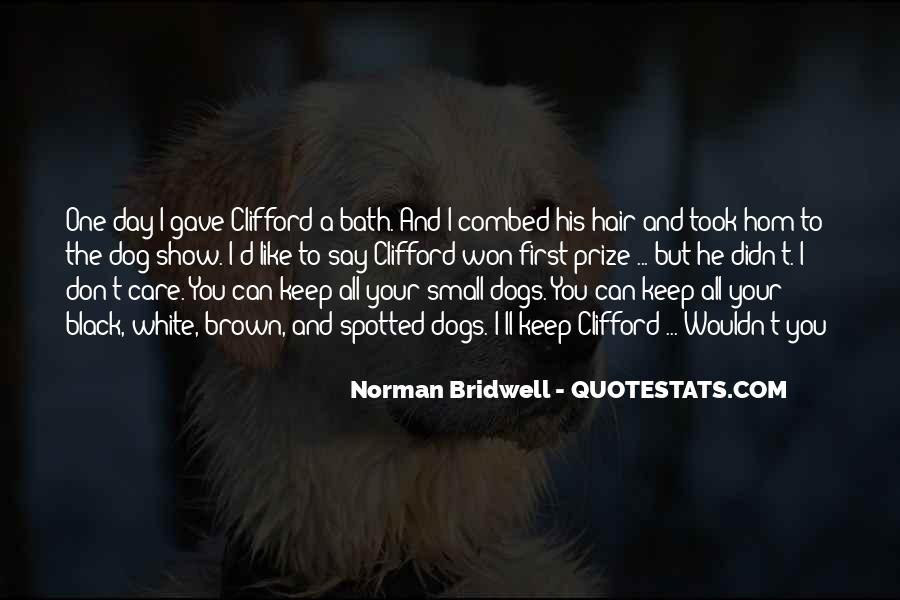 Dog'd Quotes #618023