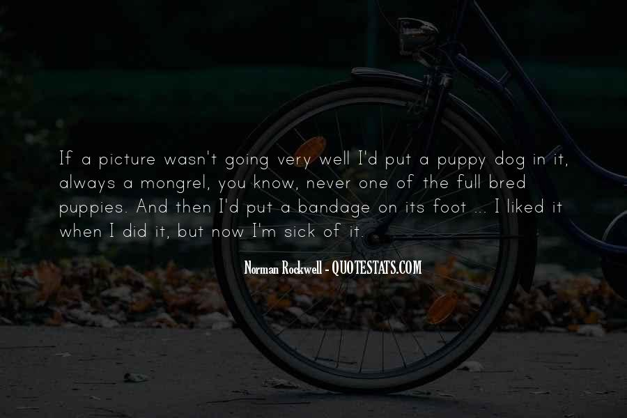 Dog'd Quotes #735683