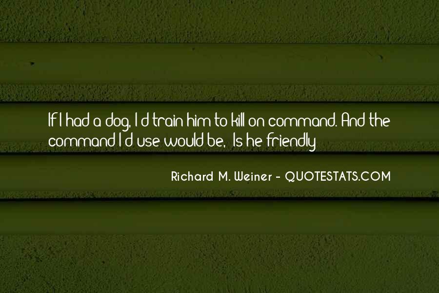 Dog'd Quotes #900371