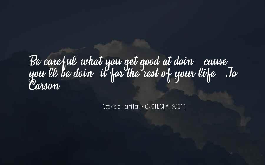 Doin's Quotes #167260