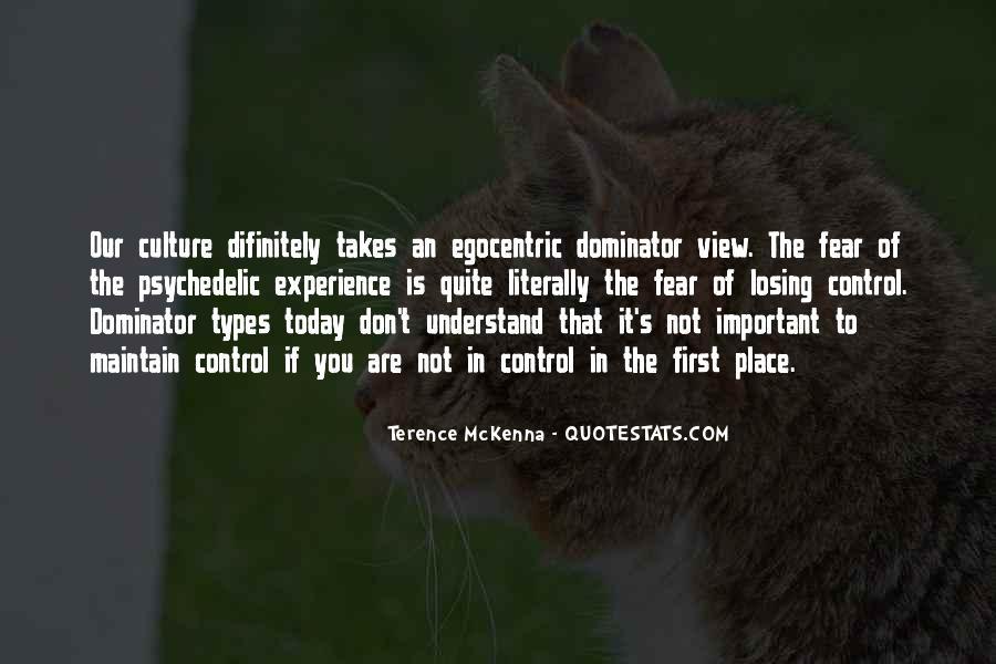 Dominator's Quotes #1140832