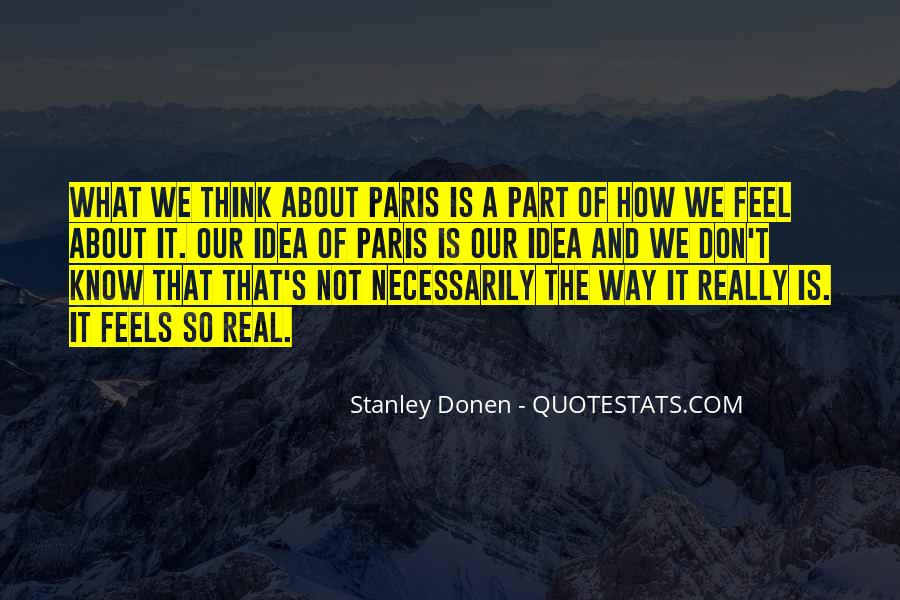 Donen Quotes #1757757