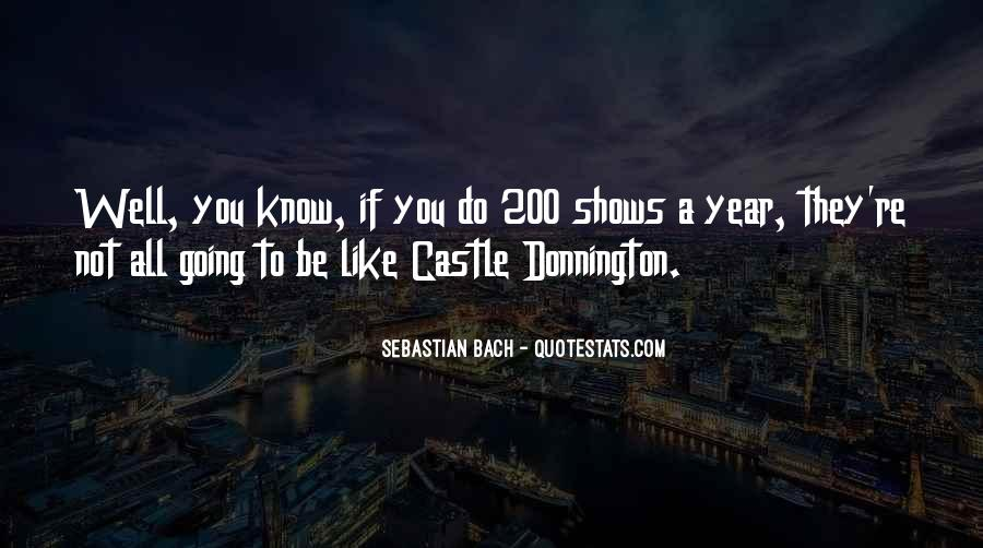 Donnington Quotes #395620