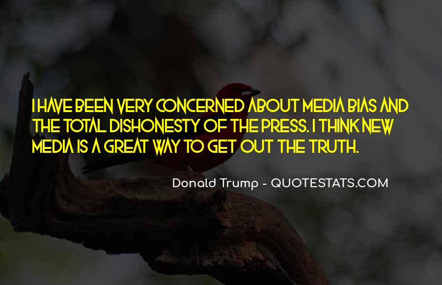 Quotes About Truth In The Media #1169885