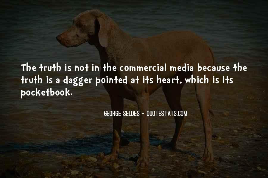 Quotes About Truth In The Media #672936