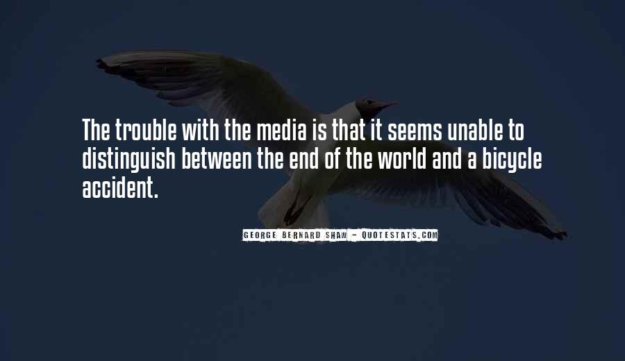Quotes About Truth In The Media #771452