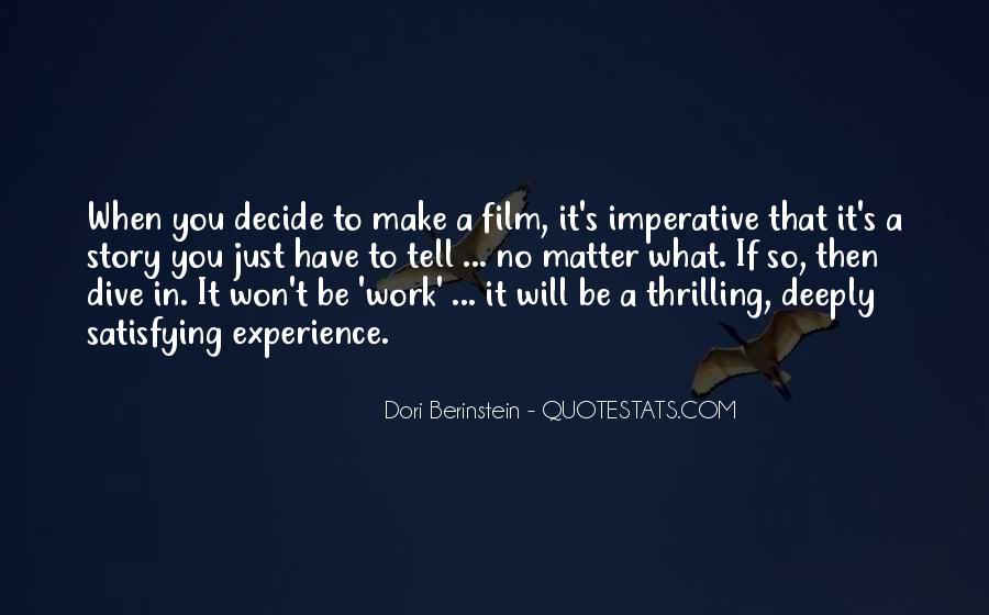 Dori Quotes #1508052
