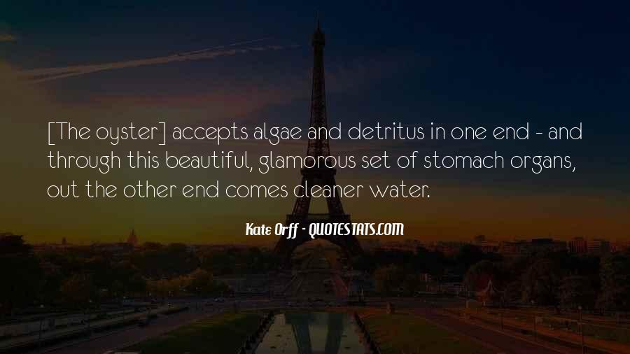 Quotes About Algae #412560