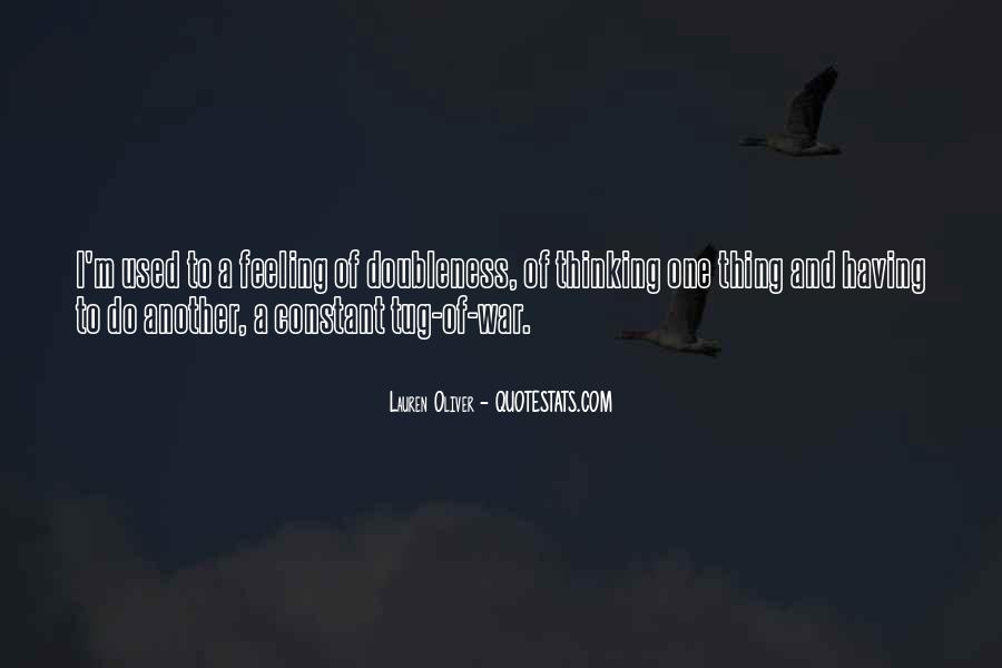 Doubleness Quotes #122720