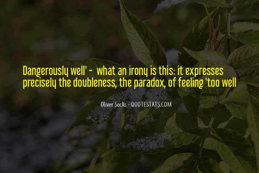 Doubleness Quotes #1297689